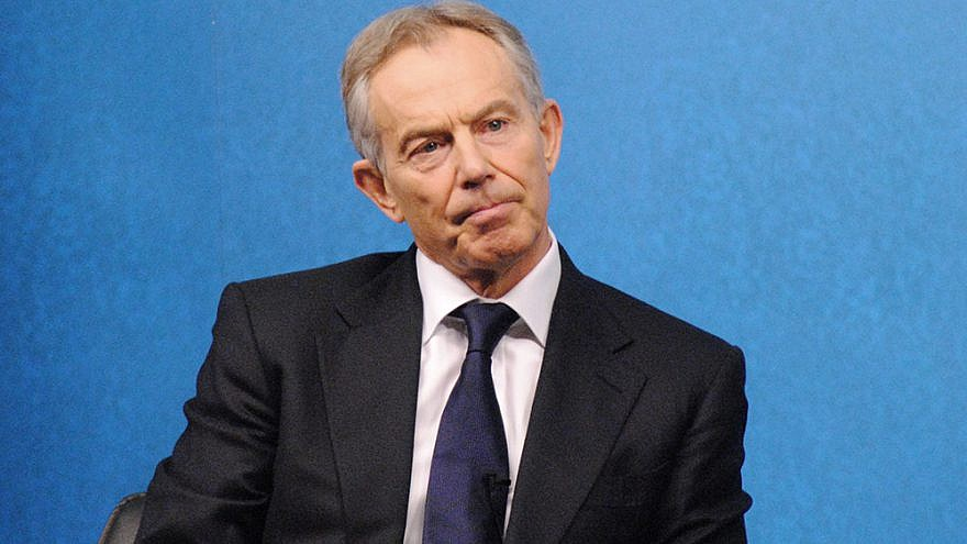 Former British Prime Minister Tony Blair. Photo by Chatham House/Flickr/Creative commons license.