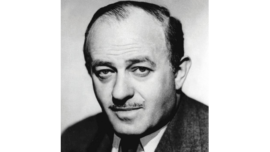 Ben Hecht (Wikimedia Commons)