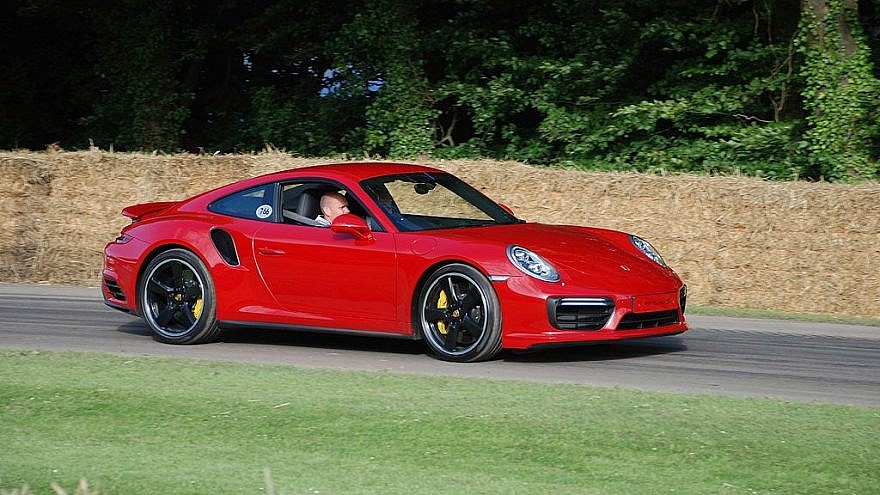 An illustrative photo of a Porsche. Credit: Wikimedia Commons.