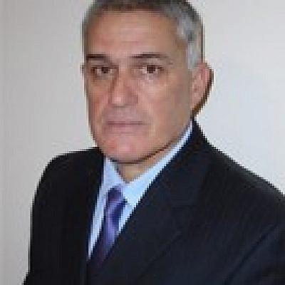 Dr. Doron Itzchakov (Credit: BESA Center)