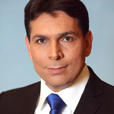 Danny Danon is Israel's ambassador to the United Nations. Credit: Wikipedia.