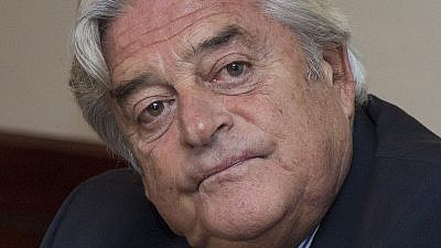 Former President of Uruguay Luis Alberto Lacalle. (Credit: Wikipedia)
