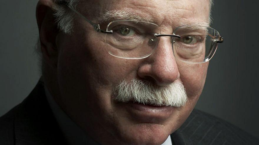 Michael Steinhardt. Courtesy of the Steinhardt Foundation.