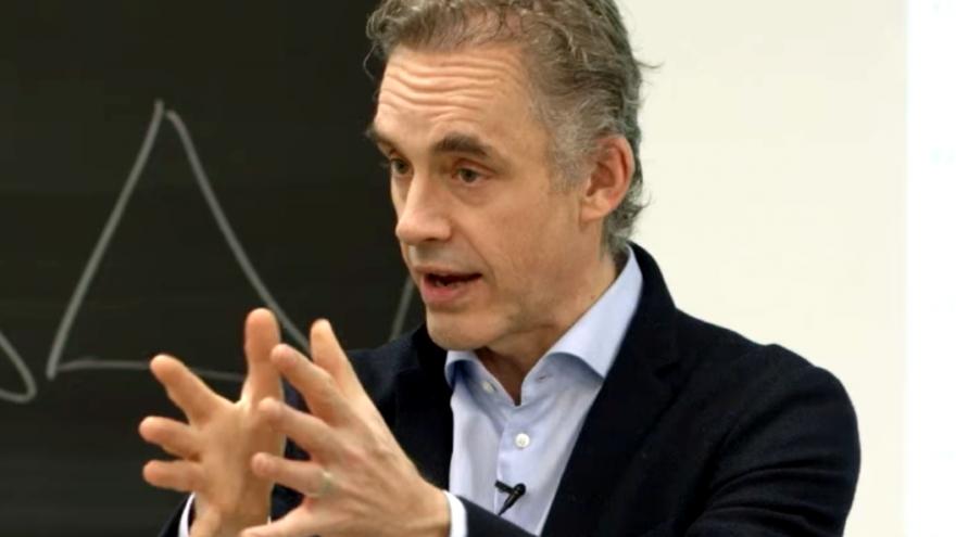 Professor Jordan Peterson (Wikipedia)