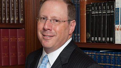 Rabbi Aaron D. Panken. Photo courtesy of HUC-JIR/Cleveland Jewish News.