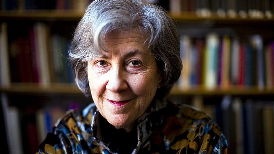 Ruth Wisse (Credit: Matt Craig, Harvard University)