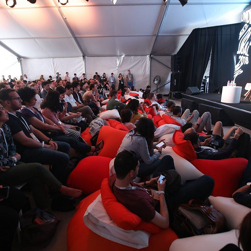 """Some 700 of the world's most influential young entrepreneurs from 38 countries converged on Israel last week for the first-ever """"Forbes Under 30 Global Summit."""" Credit: Courtesy."""