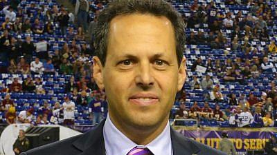 Minnesota Vikings owner Mark Wilf. (Wikimedia Commons)