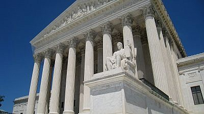 The Supreme Court of the United States. Credit: Wikimedia Commons.