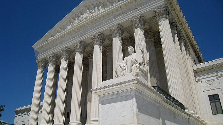The Supreme Court of the United States. Credit Wikimedia Commons
