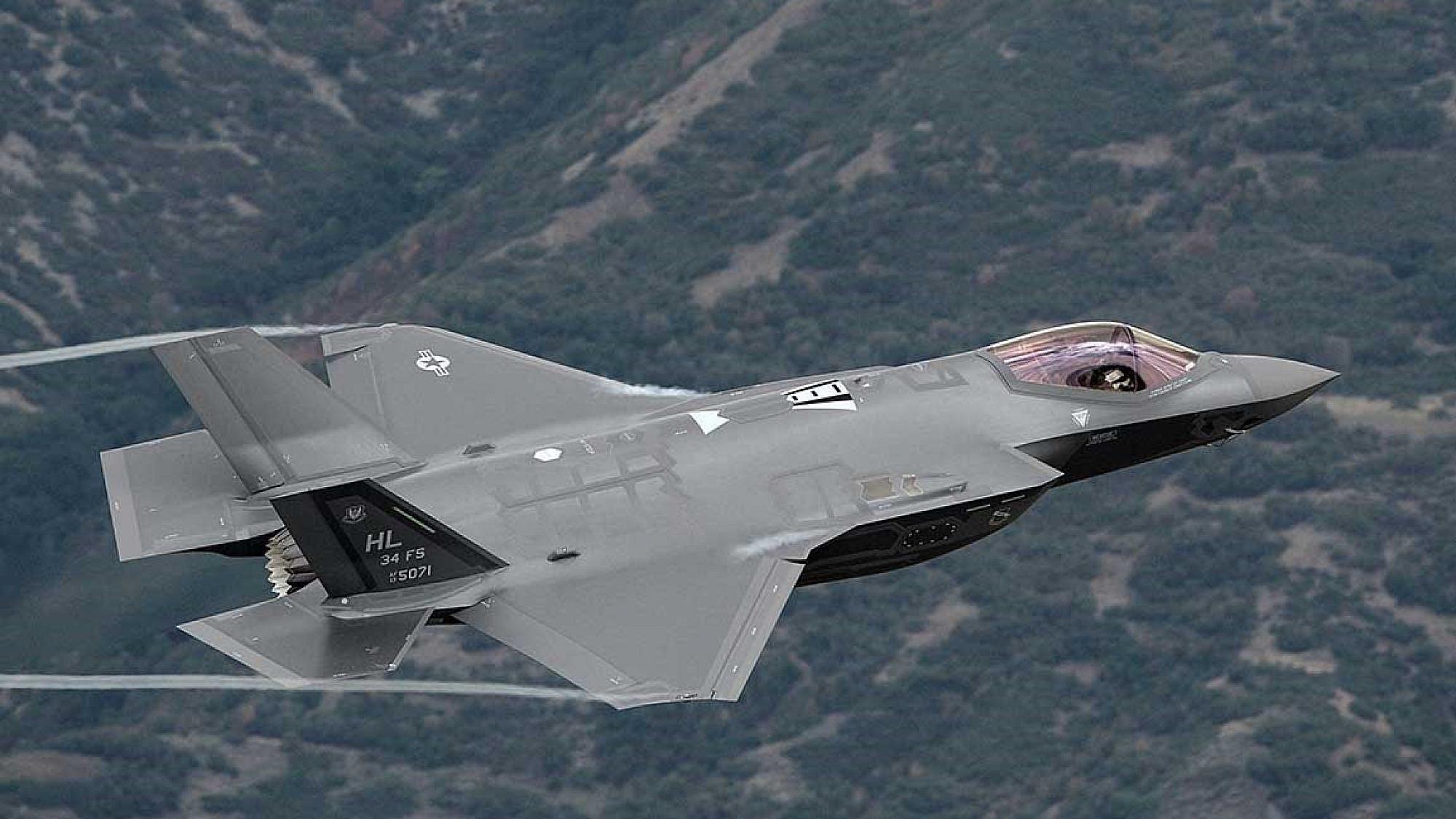 Why Is Washington Seeking To Block The Sale Of F-35