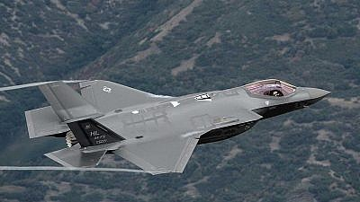 A U.S. Air Force F-35A Lightning II aircraft. Credit: U.S. Air Force Photo/Alex R. Loyd.