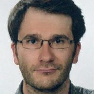 Friedrich Schmidt, Moscow Correspondent, Frankfurter Allgemeine Zeitung (Credit: BESA Center)