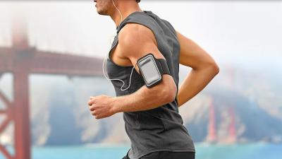 Cardioscale portable arm cuff.
