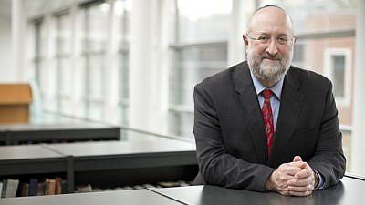Rabbi Daniel Lehmann. Credit: Hebrew College.