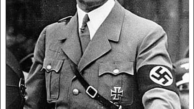 """On May 16, 2018, user @dortkardes63 wrote: """"How right Hitler was, wasn't he?"""" """"A day will come when you will curse me for every Jew I did not kill."""" (Credit: Twitter.com/dortkardes63/status/996919397678829569: MEMRI)"""