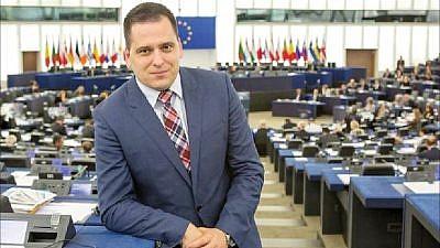 Czech Member of the European Parliament Tomas Zdechovsky.