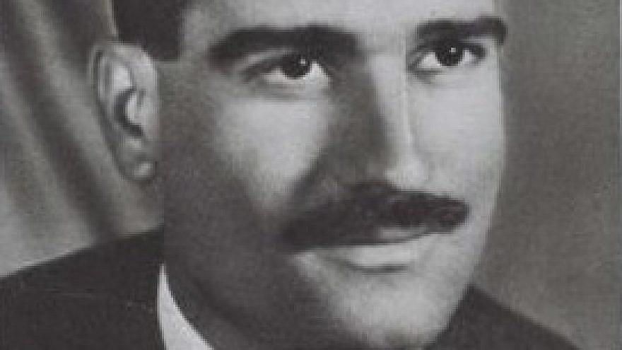 Venerated Israeli spy Eli Cohen.