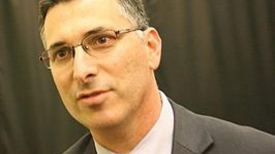 Gideon Sa'ar (Wikipedia)