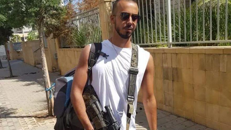Givati Staff Sgt. Aviv Levi
