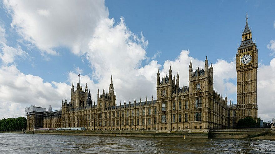 U.K. Parliament in London. Credit: Wikimedia Commons.