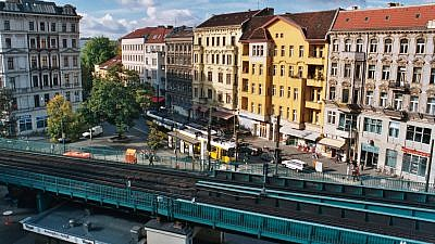 Prenzlauer Berg neighborhood of Berlin, Germany. Credit: Wikimedia Commons.