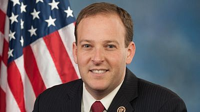 Republican Congressman Lee Zeldin of New York is calling on the Treasury Department to blacklist a top Palestinian official responsible for payments to terrorists or their families. Credit: Wikimedia Commons.