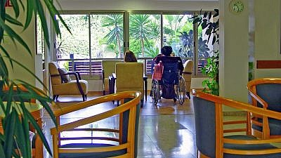 "As part of the ""Summer of Service"" day-camp program, students with disabilities will visit seniors in Washington, D.C. Credit: Wikimedia Commons/Etan J. Tal."