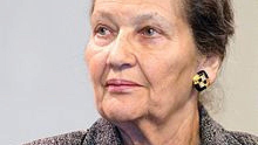 Simone Veil. Wikimedia Commons.