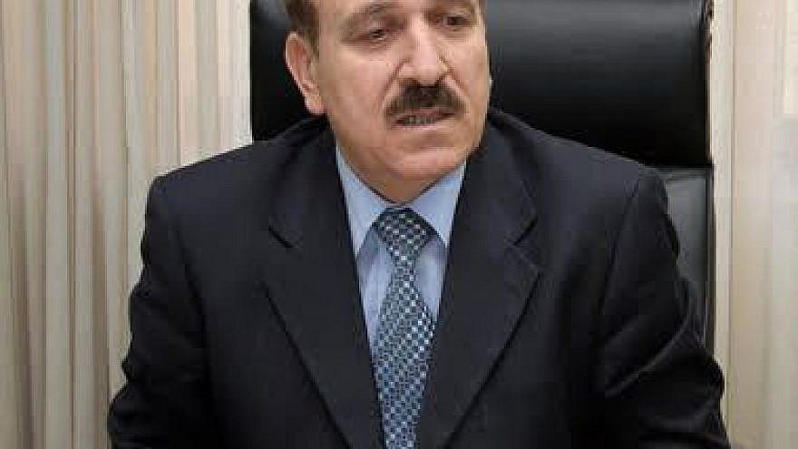 Salah Jarrar (Image: knooznet.com: MEMRI)
