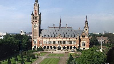 The International Court of Justice in The Hague. Credit: Wikimedia Commons.