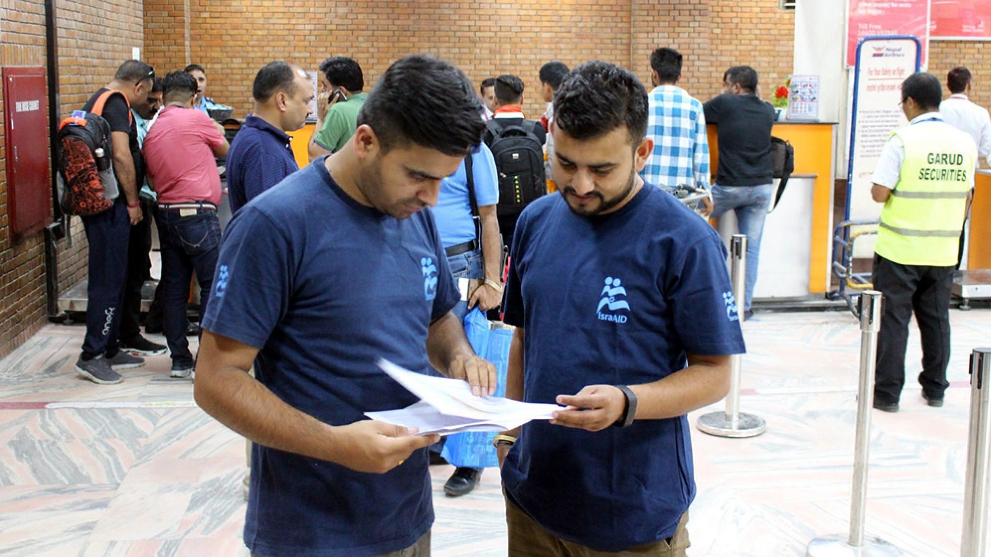 Israel hilft Flutopfern in Indien