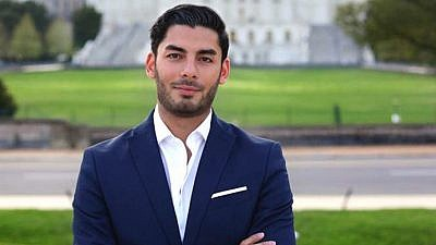California Democratic candidate for Congress Ammar Campa-Najjar. Credit: Campa-Najjar via Twitter.