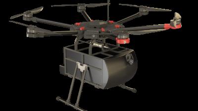 The Flytrex m600