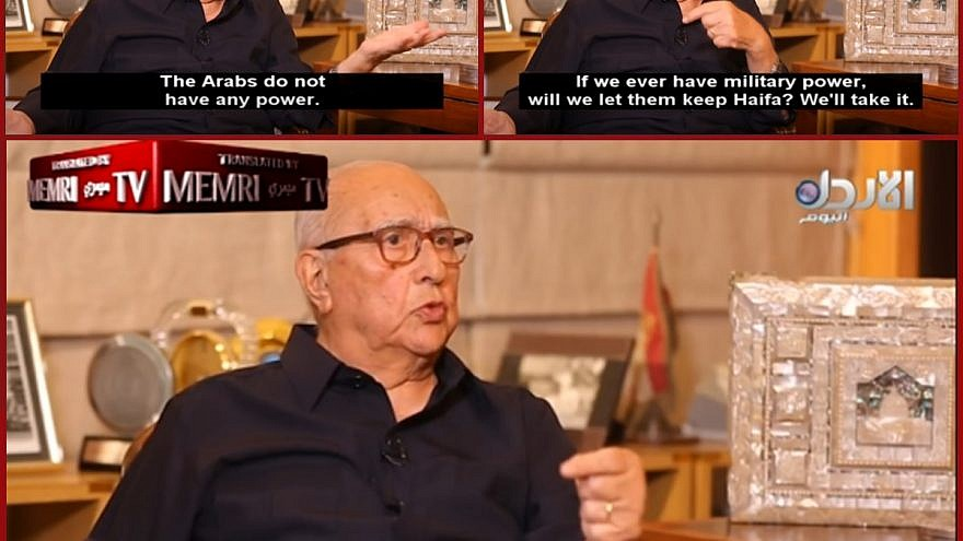 Former Jordanian Prime Minister Abdelsalam Al-Majali defended the Israeli-Jordanian peace treaty. The interview aired on Aug. 18, 2018-Jordan Today TV. (MEMRI)