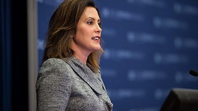 Democratic nominee for Michigan governor Gretchen Whitmer. Credit: Flickr.