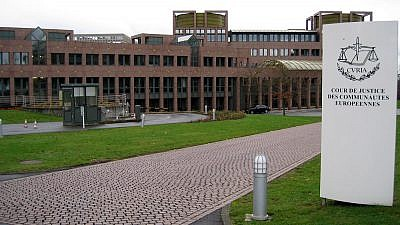 The European Court of Justice in Luxembourg. Credit: Wikimedia Commons via Cédric Puisney from Brussels, Belgium.