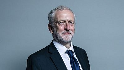 British Labour Party and Opposition leader Jeremy Corbyn, May 12, 2017. Credit: Wikimedia Commons.