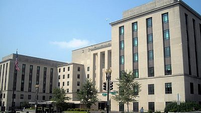 U.S. State Department Truman Building. Credit: Wikimedia Commons.