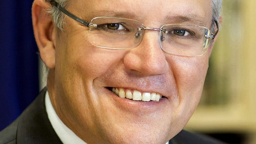 Australia Prime Minister Scott Morrison. Credit: Wikimedia Commons.