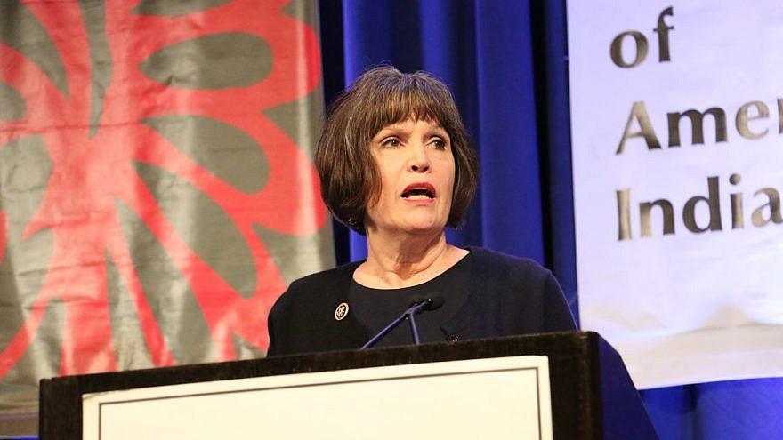 U.S. Rep. Betty McCollum (D-Minn.). Source: Betty McCollum via Twitter.