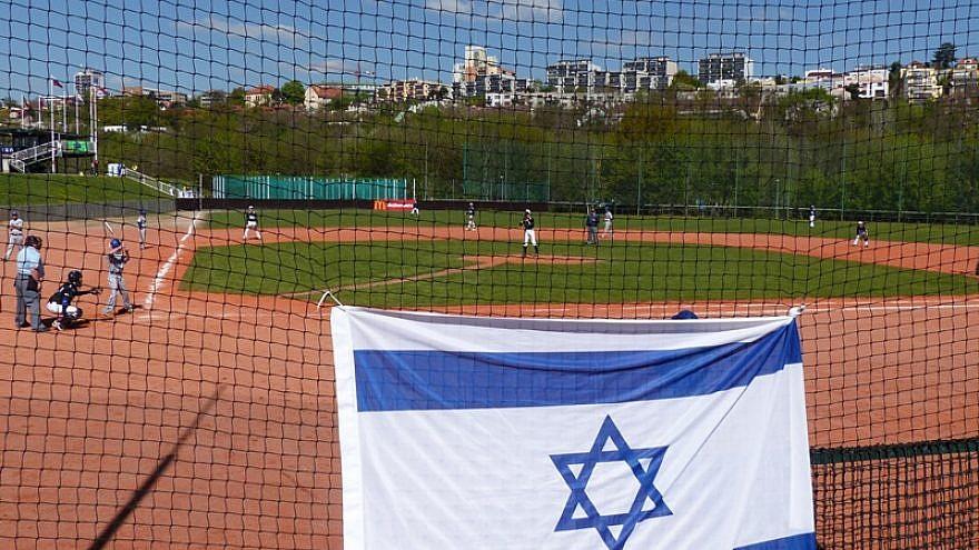 Baseball in Israel. Source: Israel Association of Baseball website.
