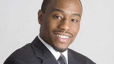 Temple University professor and CNN commentator Marc Lamont Hill. Credit: Wayne Riley/Wikimedia Commons.