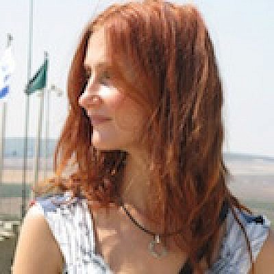 Rolene Marks is a passionate advocate for Israel and appears on radio, television and has been published in numerous global publications. Rolene is a member of the Media Team Israel, an advocacy body that fights media bias as well as Truth be Told. (Credit: Israel Forever Foundation)