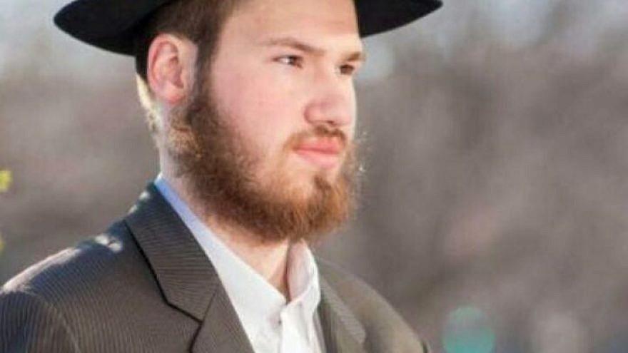 Eliyahu Moscowitz. Credit: Facebook