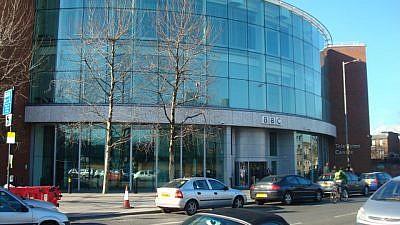 BBC Studios. Photo: ©Stacey Harris.