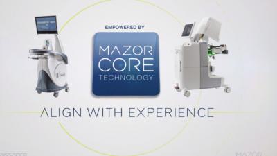 Mazor sold for $1.64 billion to Medtronic in September 2018. Source: Mazor.