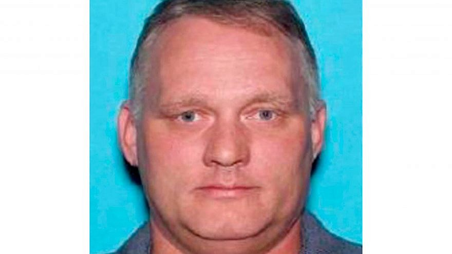 A mug shot of Robert Bowers, the suspect behind the shooting of 11 Jewish worshippers at Tree of Life*Or L'Simcha Synagogue in Pittsburgh on Oct. 27, 2018. Credit: Pennsylvania Department of Transportation.