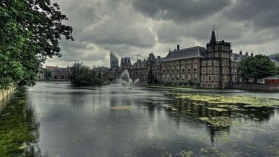 The Dutch parliament building. Credit: Michiel Jelijs/Flickr.