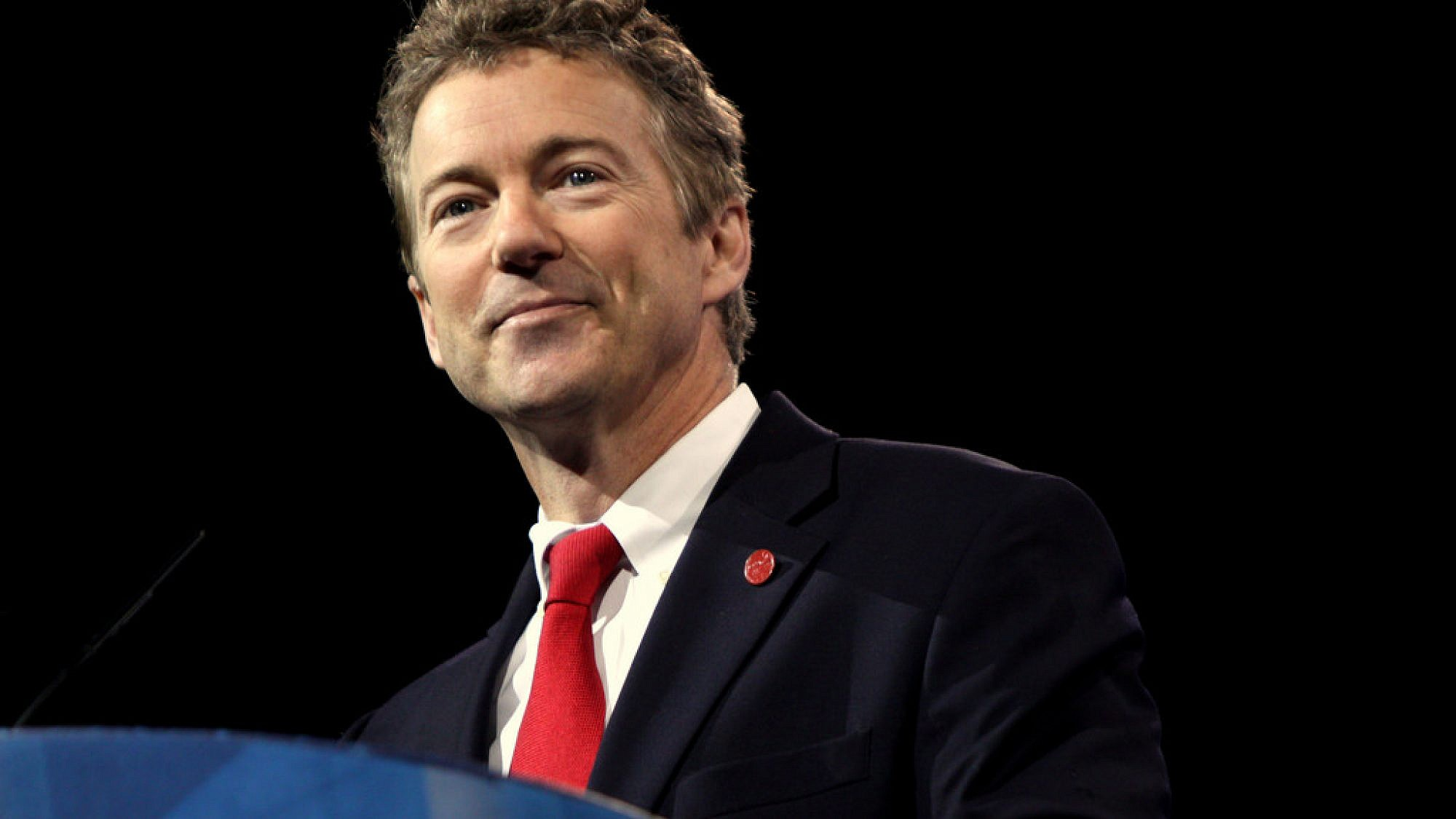 Sen. Paul places hold on US security assistance to Israel